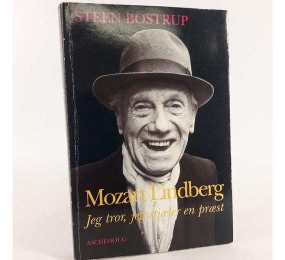 Mozart Lindberg - Jeg tror, jeg stjæler en præst af Mozart Lindberg og Steen Bostrup