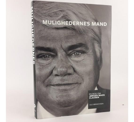Mulighedernes mand - en bog om Jørgen Mads Clausen af Ole Sønnichsen