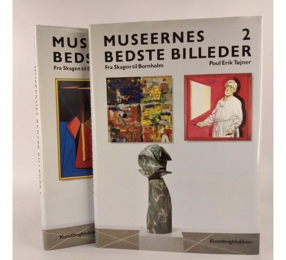 Museernes bedste billeder 1+2 af Poul Erik Tøjner
