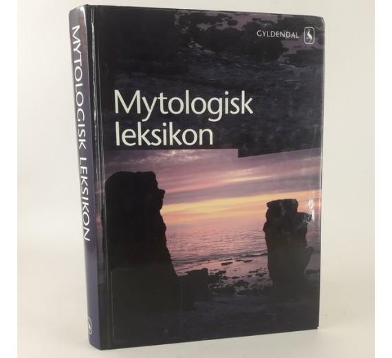Mytologisk leksikon af Gerhard J. Bellinger.