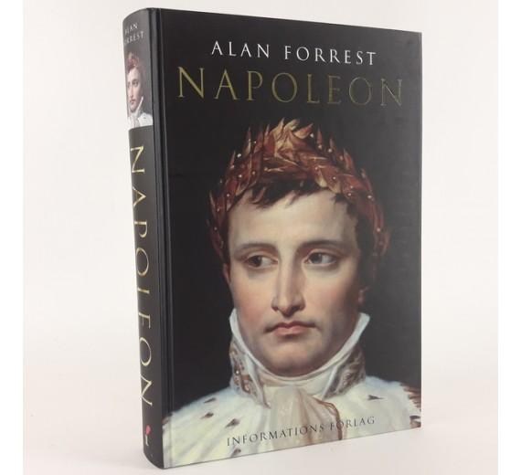 Napoleon skrevet af Alan Forrest