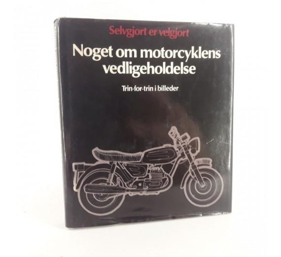 Noget om motorcyklens vedligeholdelse - trin for trin i billeder