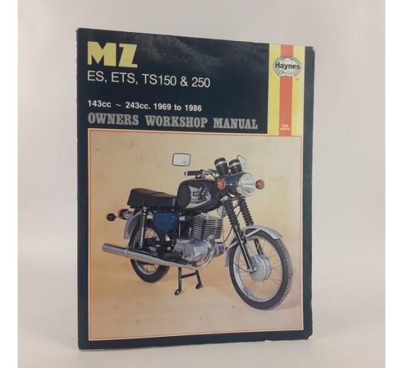 MZ - ES, ETS, TS150 & 250
