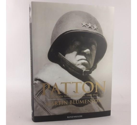 Patton manden bag legenden, 1885 - 1945, af Martin Blumenson