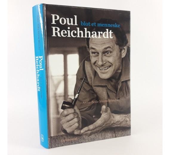 Poul Richardt - blot et menneske skrevet af Anne-Sofie Storm Wesche