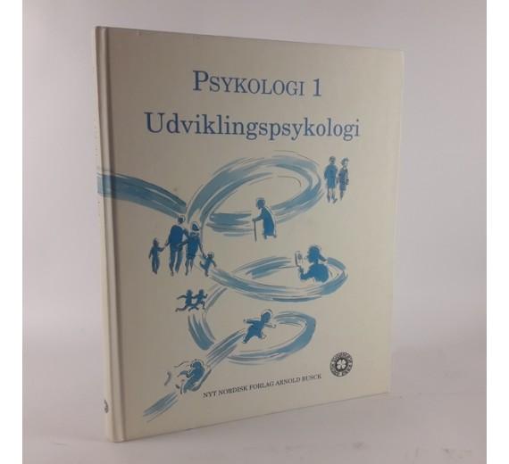 Psykologi 1 - udviklingspsykologi af Dansk Sygepleje Raad