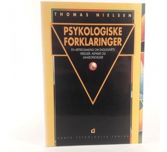 Psykologiske forklaringer af Thomas Nielsen
