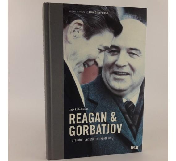 Reagan og Gorbatjov - afslutningen på den kolde krig af Jack F. Matlock