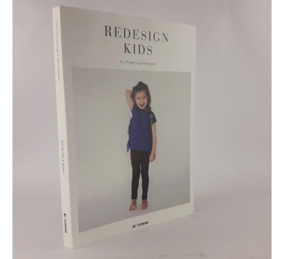 Redesign kids - sy til børn af genbrugstøj af Tilde Grynnerup & Aya Gantriis