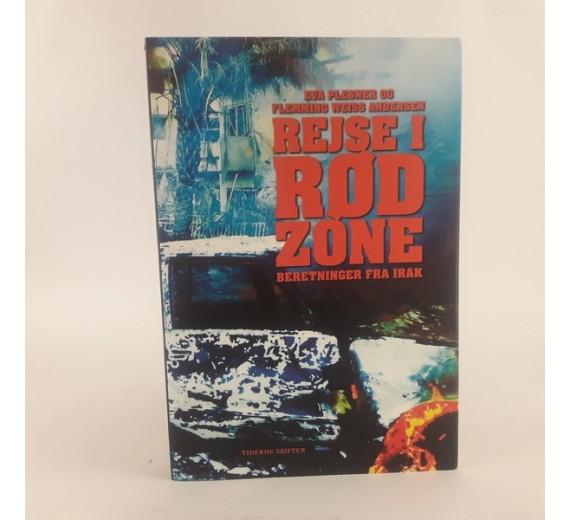 Rejse i rød zone af Eva Plesner og Flemming Weiss Andersen