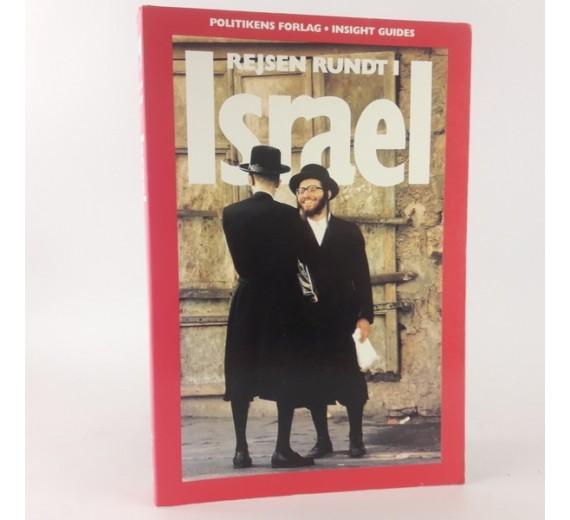 Rejsen rundt i Israel af Politikens forlag og konsulent Nina Jalser.
