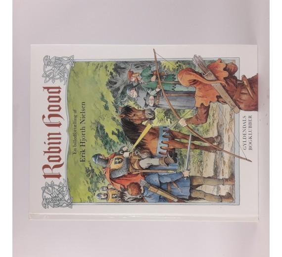 Robin Hood - en billedfortælling af Erik Hjort Nielsen