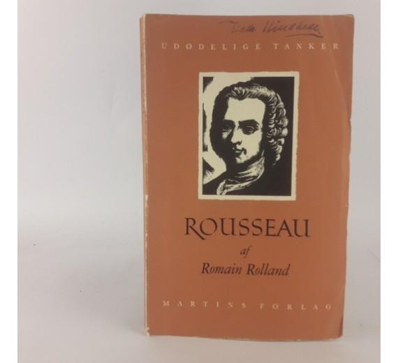 Rousseau af Romain Rolland