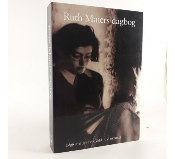 Ruth Maiers dagbog udgviet af Jan Erik Vold
