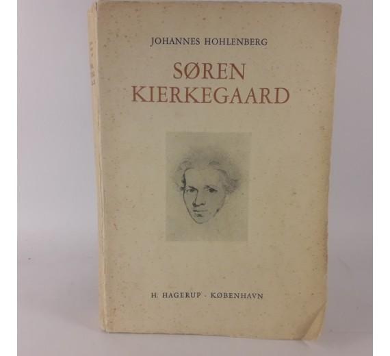 Søren Kierkegaard af Johannes Hohlenberg