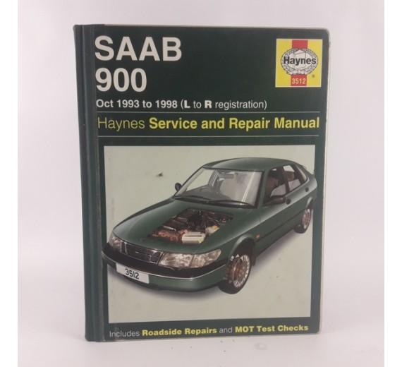 Saab 900 oct 1993 to 1998 (L to R registration)