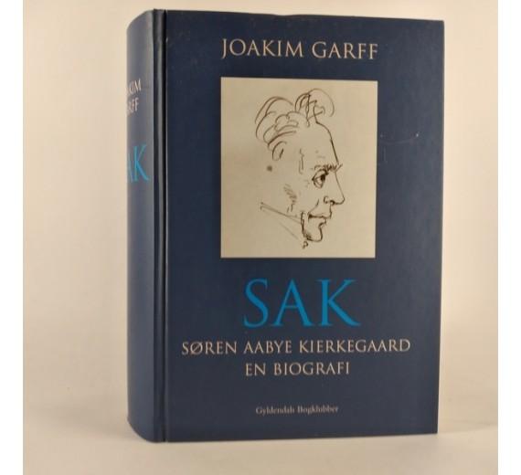 SAK en biografi Søren Aabye Kierkegaard
