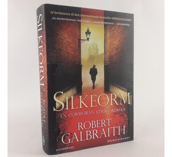 Silkeorm af Robert Galbraith.