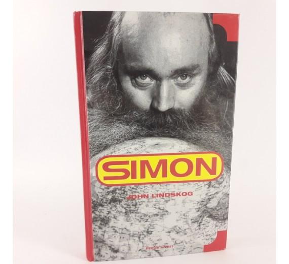 Simon skrevet af John Lindskog