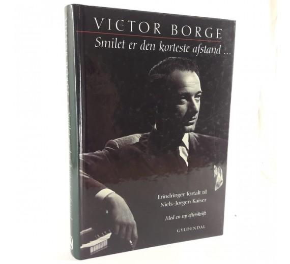 Smilet er den korteste afstand - Victor Borge erindringer