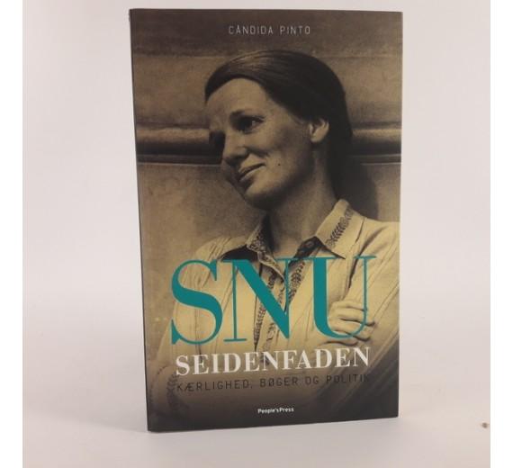 Snu Seidenfaden - Kærlighed, bøger og politik, af Cândida Pinto