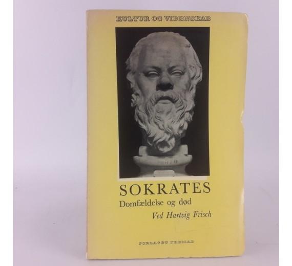 Sokrates - domsfældelse og død af Hartvig Frisch