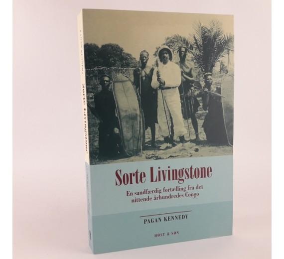 Sorte Livingstone - en sandfærdig fortælling fra det nittende århundredes Congo af Pagan Kennedy