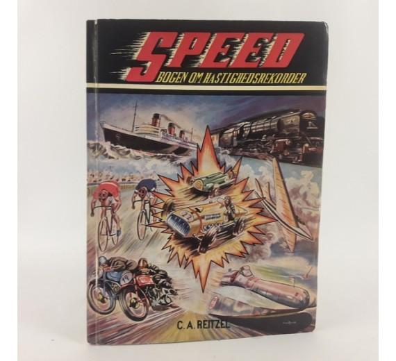 Speed. Bogen om hastighedsrekorder af J.C. Reynolds
