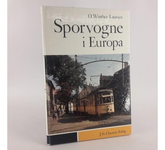 Sporvogne i europa af O. Winther Laursen