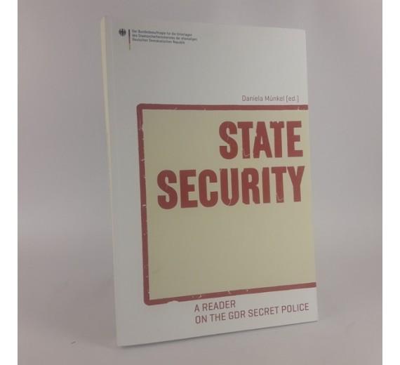 State security by Daniela Münkel