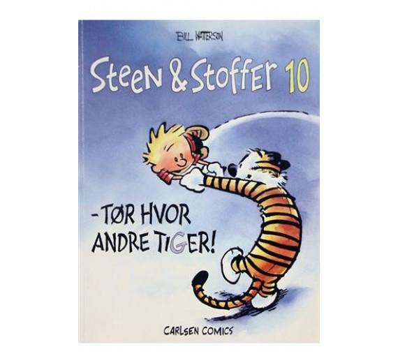 Steen og stoffer 10 - Tør hvor andre tiger!