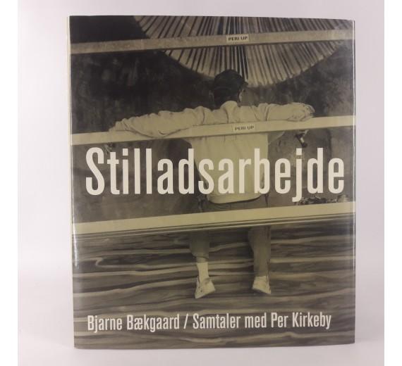 Stilladsarbejde af Bjarne Bækgaard - samtaler med Per Kirkeby