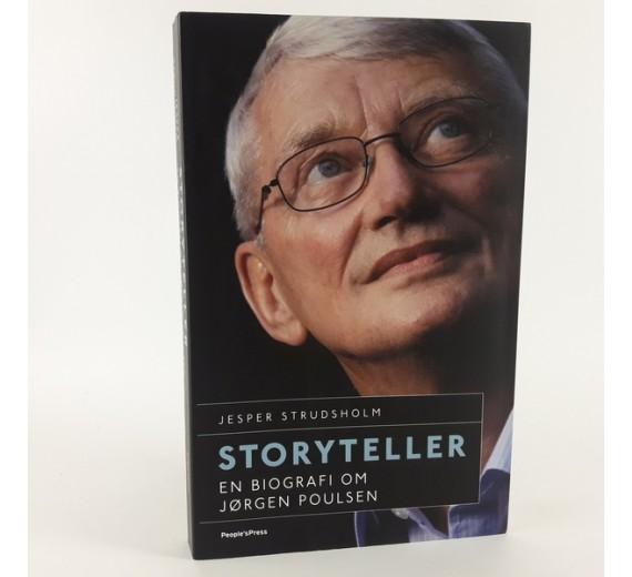 Storyteller - en biografi om Jørgen Poulsen af Jesper Strudsholm