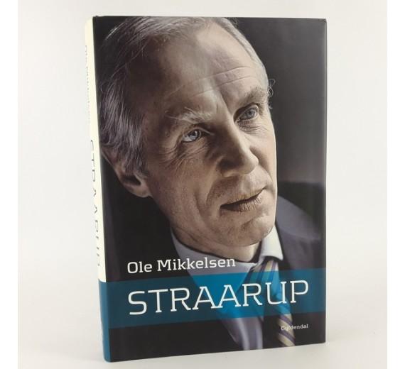 Straarup et portræt skrevet af Ole Mikkelsen.