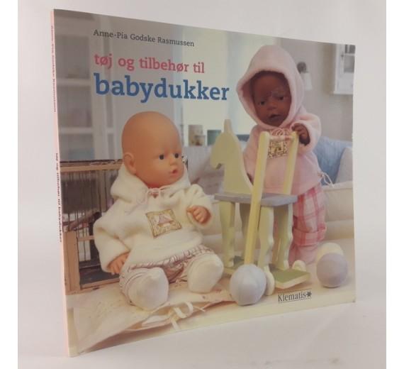 Tøj og tilbehør til babydukker af Anna-Pia Godske Rasmussen