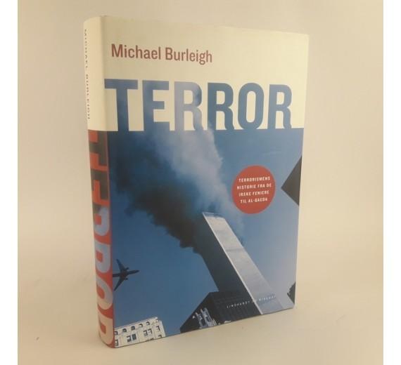 Terror af Michael Burleigh