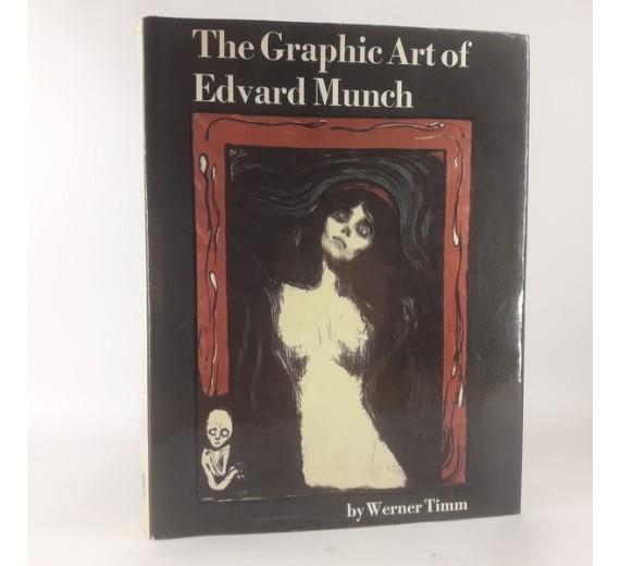 The Graphic Art of Edvard Munch af Werner