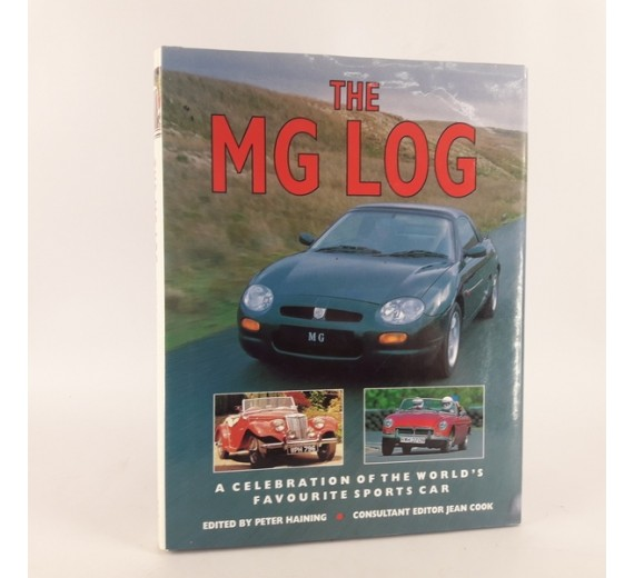 The MG Log af Peter Haining & Jean Cook