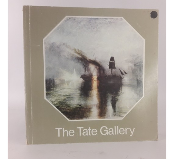 The Tate Gallery. Introduktion af Norman Reid