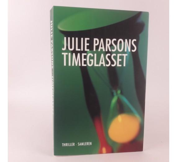 Timeglasset af Julie Parsons