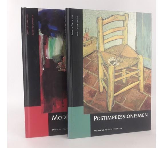 Modernismen og postimpressionismen af Belinda Thomson & Charles Harrison