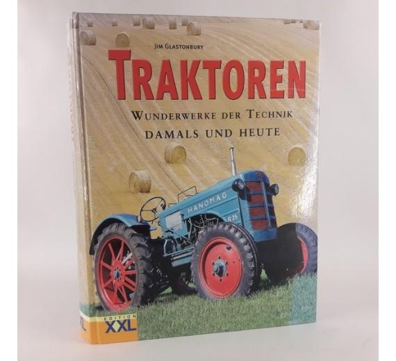 Traktoren auf Jim Glastonbury