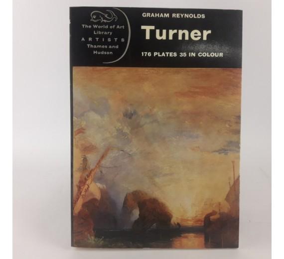 Turner - 176 plates 35 in colour af Graham Reynolds