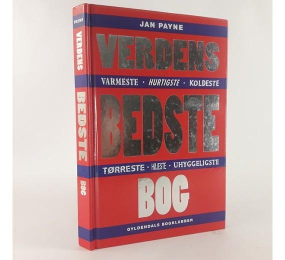 Verdens bedste bog af Jan Payne
