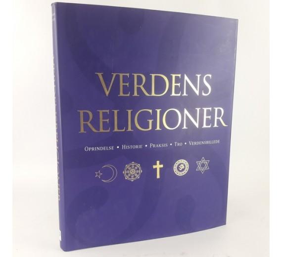 VERDENS RELIGIONER af Franjo Terhart
