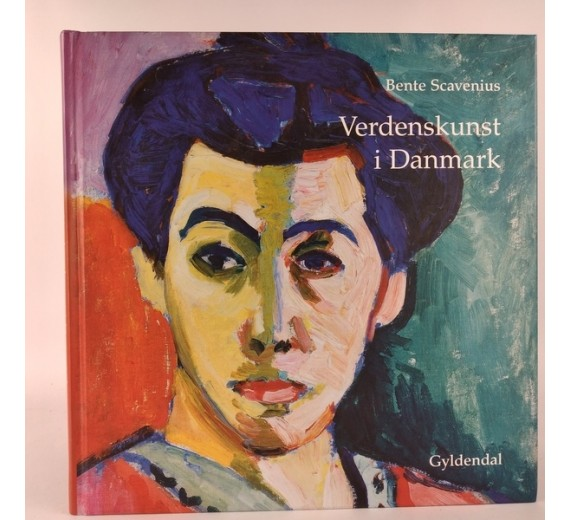 Verdenskunst i Danmark af Bente Scavenius