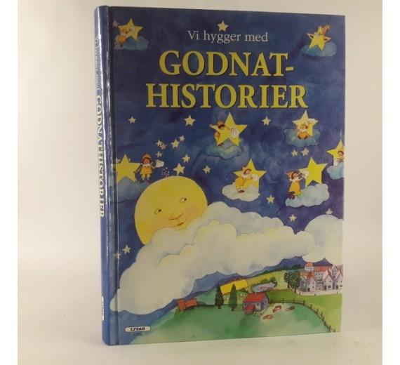 Vi hygger med godnathistorier af flere forfattere
