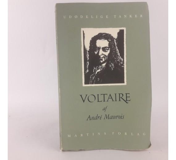 Voltaire af André Mourois