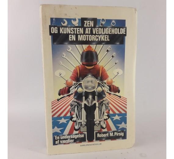 Zen og kunsten at vedligeholde en motorcykel af Pirsig, Robert M.