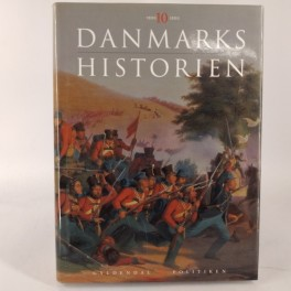 Danmarkshistorienfrareaktiontilgrundlov18001850afClausBjrn-20